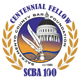 SCBA Centennial Fellow badge